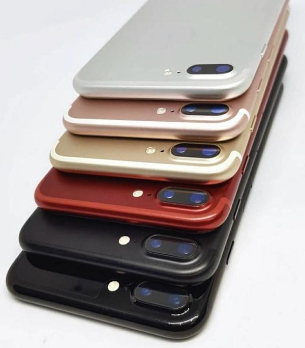 iPhone 7 plus quốc tế zin đẹp 99%