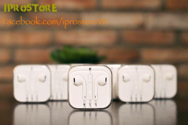 Tai nghe iPhone 6s chính hãng zin bốc máy cổng tròn 3.5 hàng mới