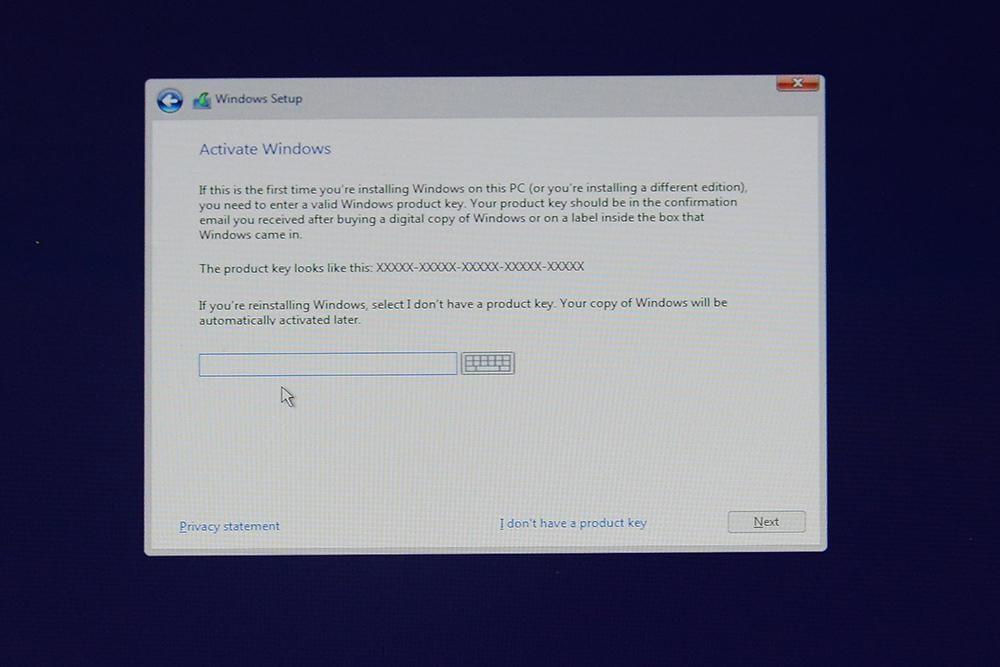 Cách cài Windows cho Macbook