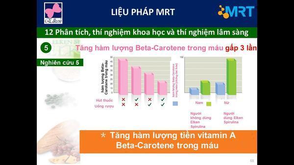 Thực phẩm bảo vệ sức khoẻ Tảo xoắn ELken Spirulina