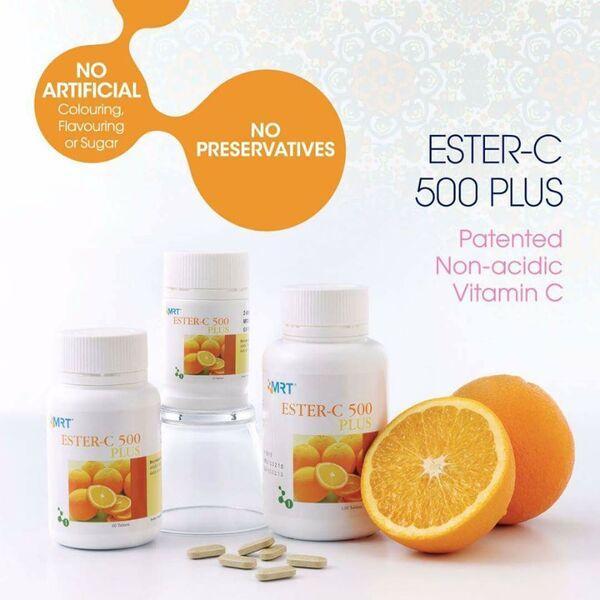 [Chính hãng] Ester C 500 Elken - VitaminC trung tính an toàn cho dạ dày
