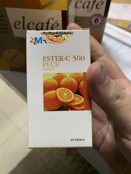 Thực phẩm bảo vệ sức khoẻ Ester C 500 Elken