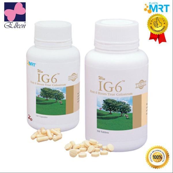 [Chính hãng] Sữa non Elken IG6 tăng cường sức đề kháng cực mạnh