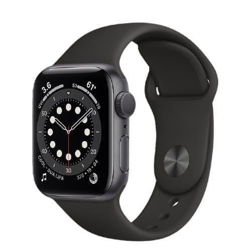 Apple Watch S6 - 44mm bản nhôm-dây cao su (GPS) hàng mới - Chính hãng VN/A