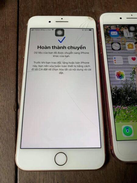 Cách chuyển dữ liệu iPhone/iPad với nhau thông qua bluetooth