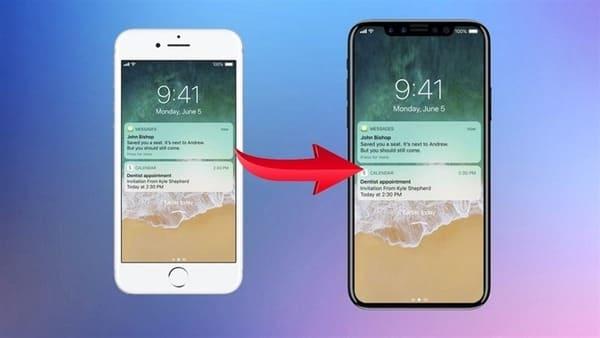 Cách chuyển dữ liệu iPhone/iPad với nhau thông qua bluetooth 100% nhanh số 1