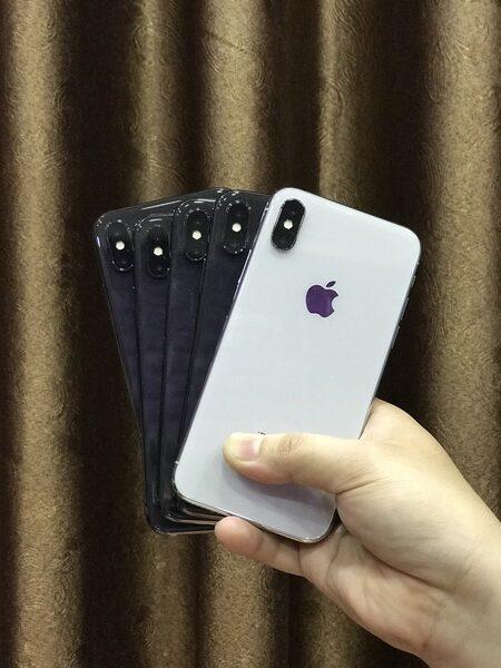 iPhone X quốc tế Mỹ zin all đẹp 99%