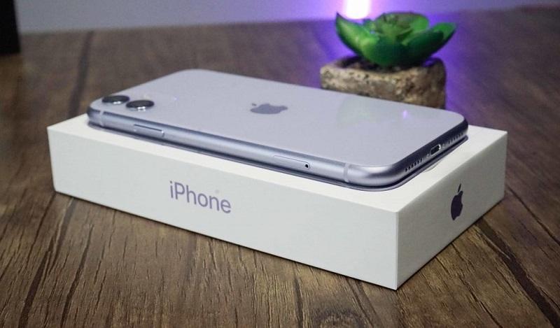 iPhone 11 chính hãng từ iProStore